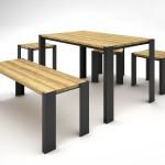 Drewniane meble biurowe – Tczew