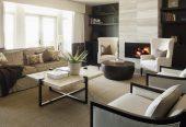 Fotele tapicerowane tkaniną czy ekoskórą?